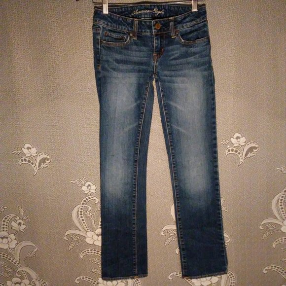 American Eagle Outfitters Denim - American Eagle Skinny Jeans Stretch
